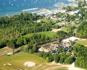 Facility Aerial View